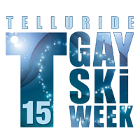 Telluride Gay Ski Week 2015 logo